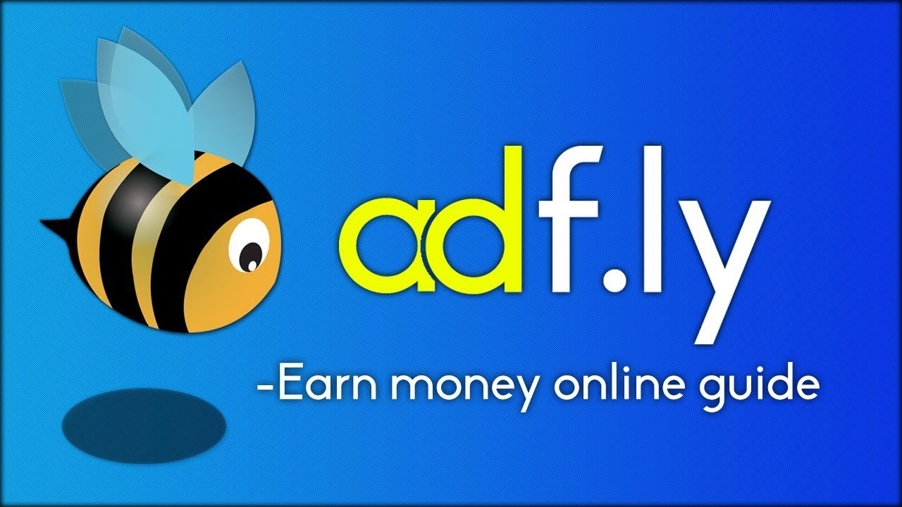 adfly (shorten url) click traffic service