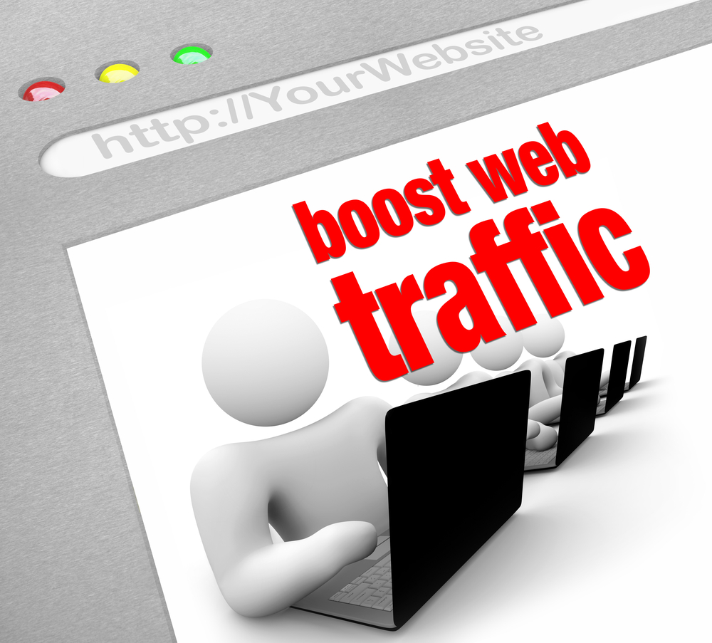 website traffic 20000 & Ads Banner 1000 click must visitors needed $12